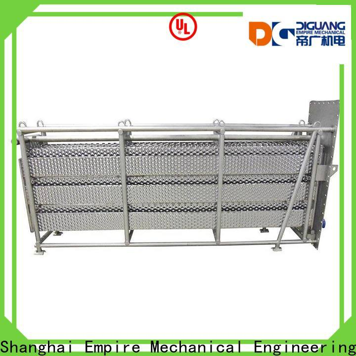 DIGUANG Wholesale ODM immersion plate heat exchanger company for transferring heat