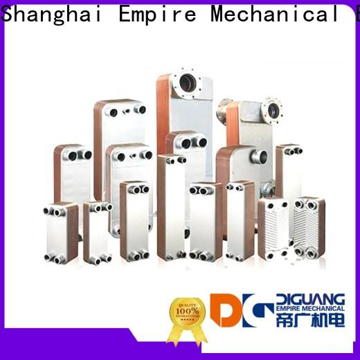 DIGUANG spiral heat exchanger Supply for transferring heat