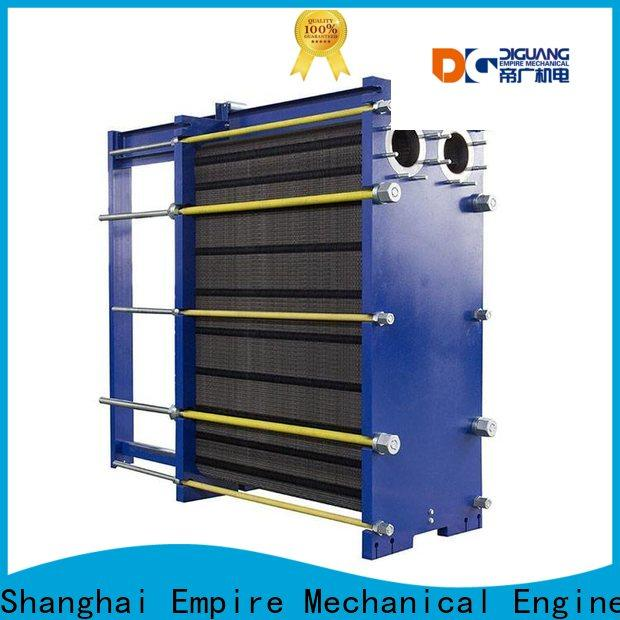 DIGUANG plate type heat exchanger for business for transferring heat