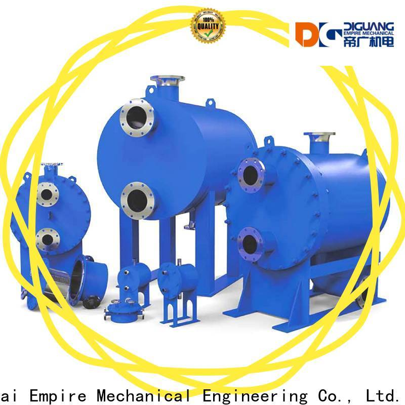 DIGUANG Wholesale best plate and shell heat exchanger manufacturers for transferring heat