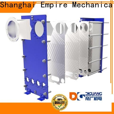 Best plate type heat exchanger calculation manufacturers for transferring heat