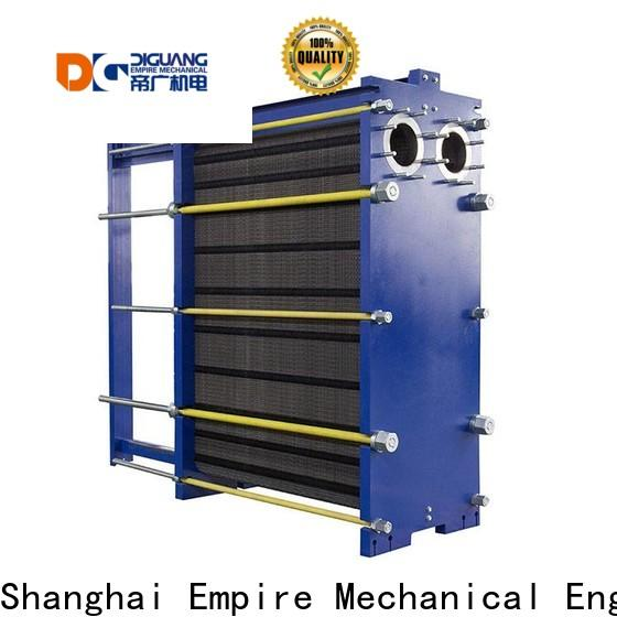 DIGUANG plate frame heat exchanger manufacturers for transferring heat