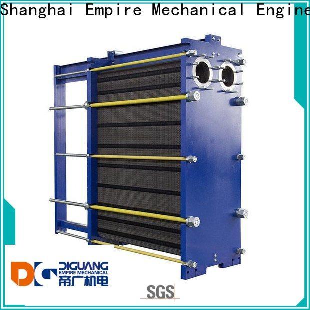 DIGUANG Custom ODM liquid to liquid heat exchanger Supply for transferring heat