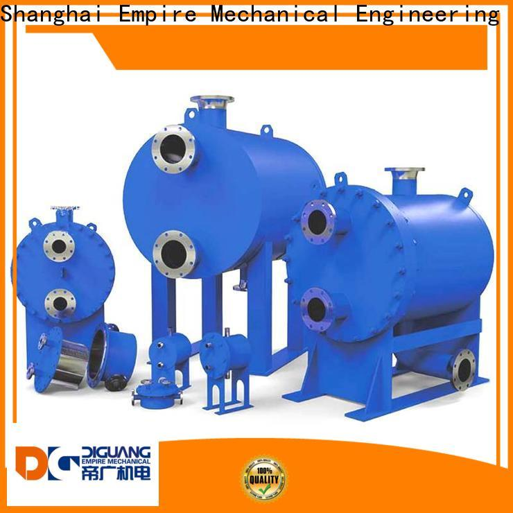 OEM high quality plate and shell heat exchanger Suppliers for transferring heat