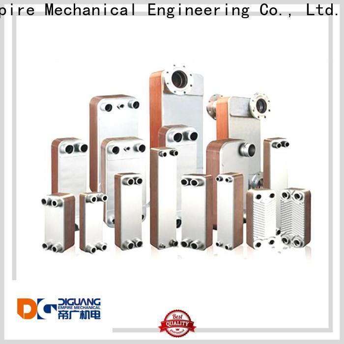 Custom best plate and frame heat exchanger Supply for transferring heat