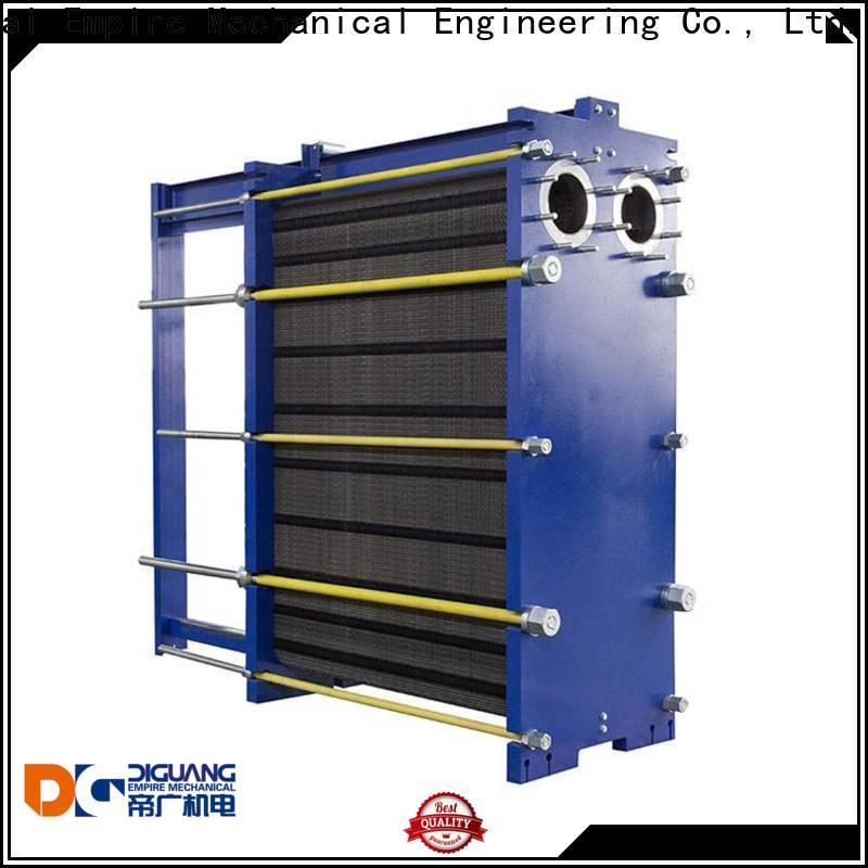 Custom best free flow plate heat exchanger manufacturers for transferring heat