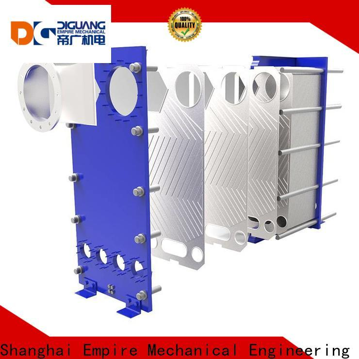 DIGUANG 20 plate heat exchanger factory for transferring heat
