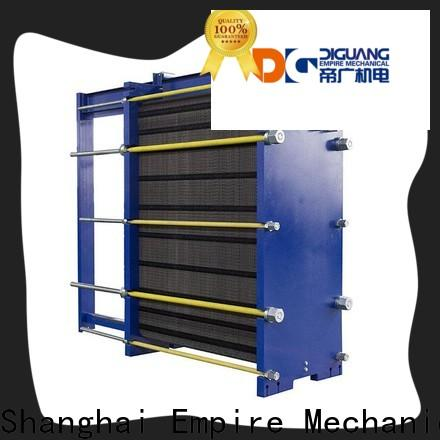 DIGUANG industrial plate heat exchanger factory for transferring heat