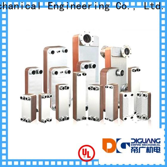 Bulk purchase custom plate coolers heat exchangers company for transferring heat