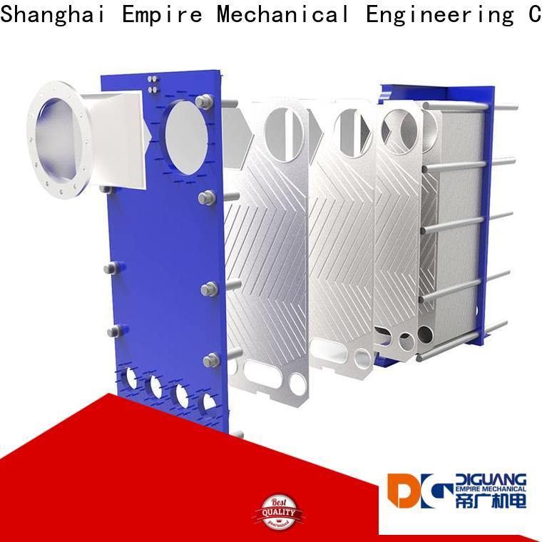 Bulk purchase high quality water heat exchanger Suppliers for transferring heat
