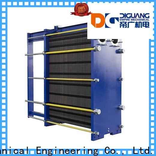 Custom stacked plate heat exchanger Suppliers for transferring heat