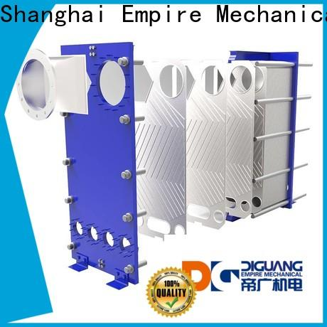 OEM high quality hot water plate heat exchanger company for transferring heat