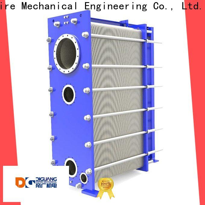 DIGUANG brazed plate heat exchanger manufacturers for business for transferring heat