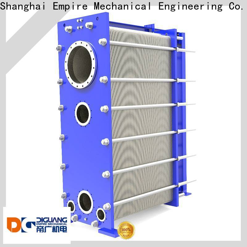 DIGUANG ODM free flow plate heat exchanger manufacturers for transferring heat