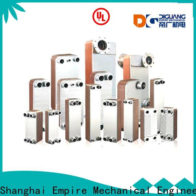 DIGUANG plate and tube heat exchanger Suppliers for transferring heat