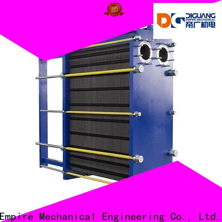 DIGUANG plate type exchanger Suppliers for transferring heat