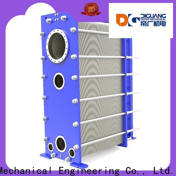 Wholesale best heat transfer plate heat exchanger company for transferring heat