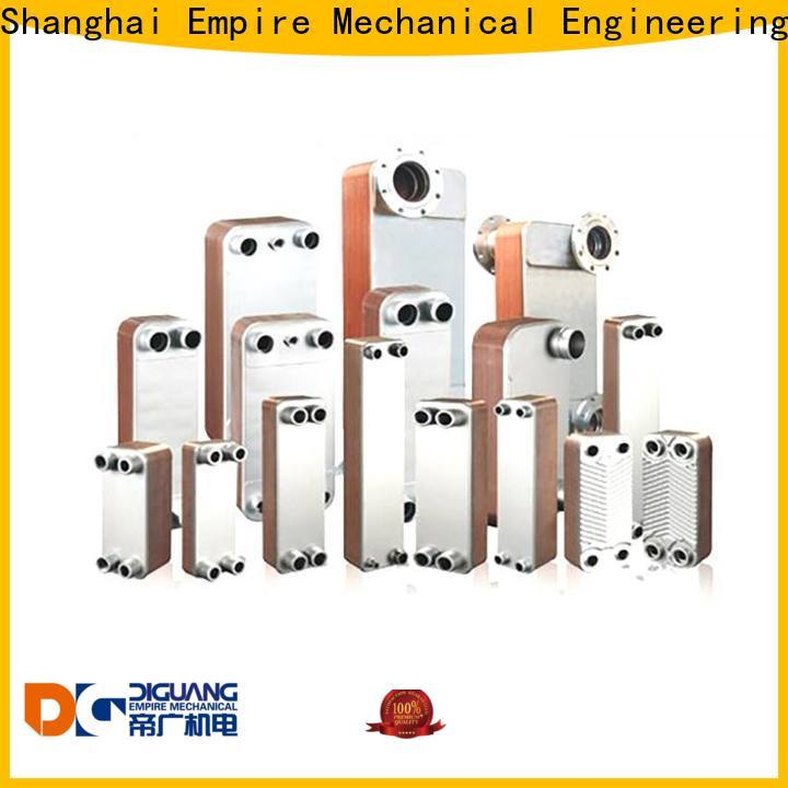 DIGUANG gasketed plate heat exchanger Suppliers for transferring heat