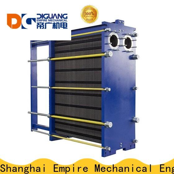 DIGUANG Shanghai Empire copper coil heat exchanger Supply for transferring heat
