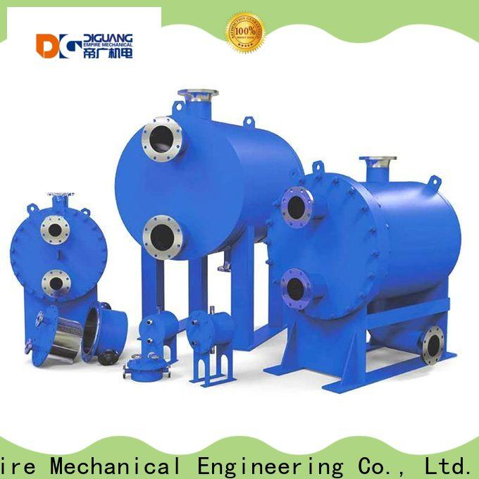 DIGUANG plate and shell heat exchanger company for transferring heat