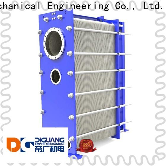 DIGUANG gasketed plate heat exchanger Supply for transferring heat