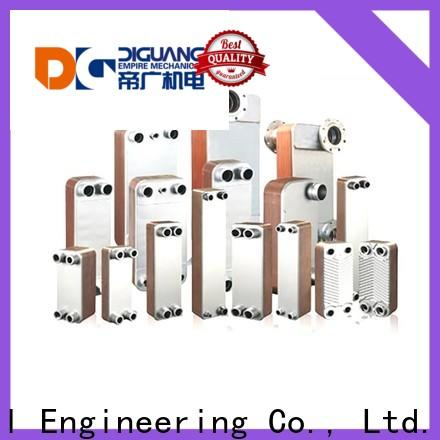 DIGUANG plate exchanger design Supply for transferring heat