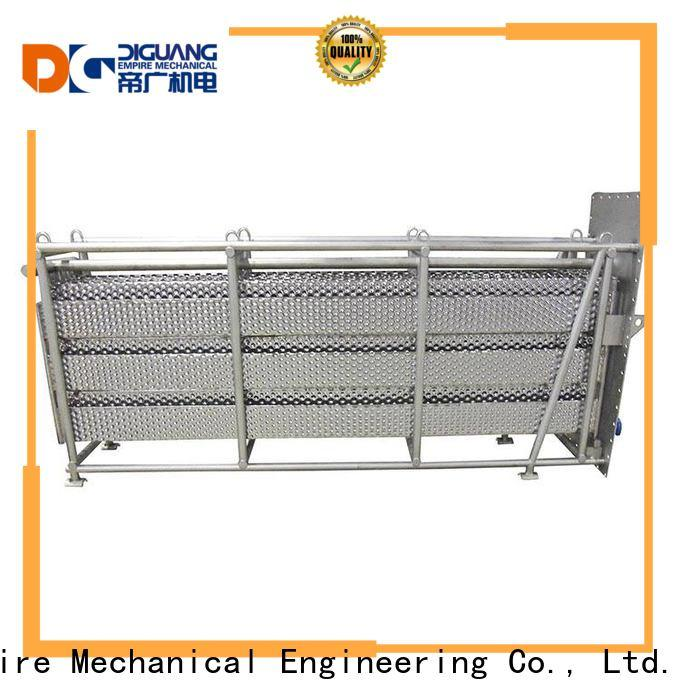 DIGUANG pillow plate heat exchanger for business for transferring heat