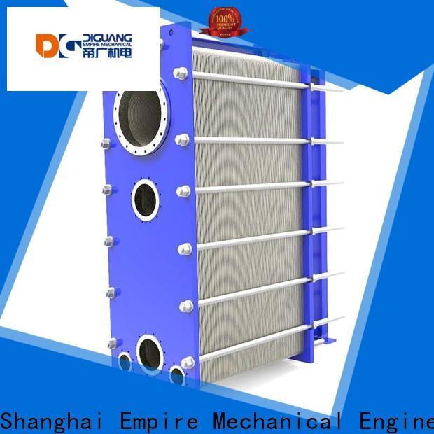 DIGUANG Bulk buy custom plate type heat exchanger calculation manufacturers for transferring heat