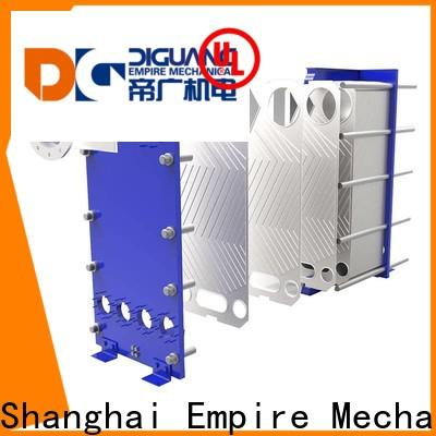 DIGUANG OEM best 20 plate heat exchanger company for transferring heat