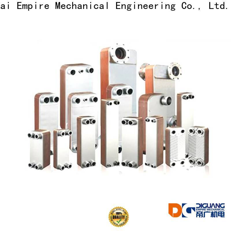 DIGUANG plat heat exchanger manufacturers for transferring heat