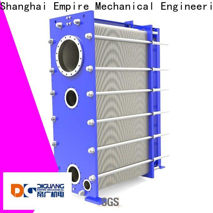 Custom ODM shell and tube heat exchanger design company for transferring heat