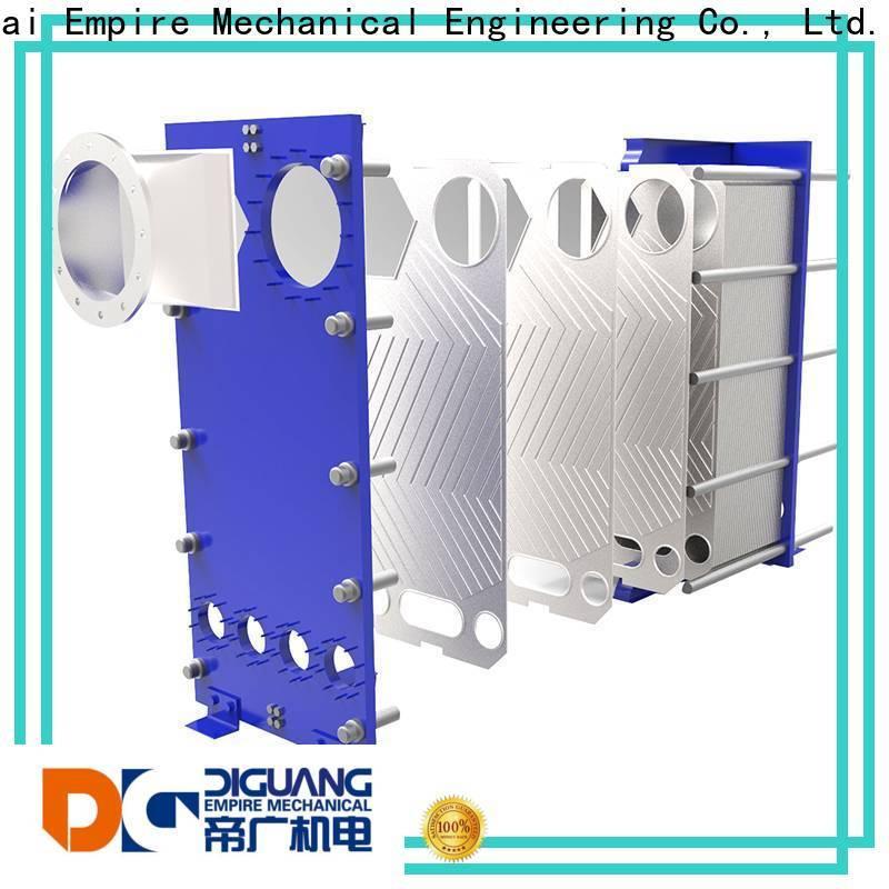 DIGUANG Custom best welded plate heat exchanger manufacturers for transferring heat