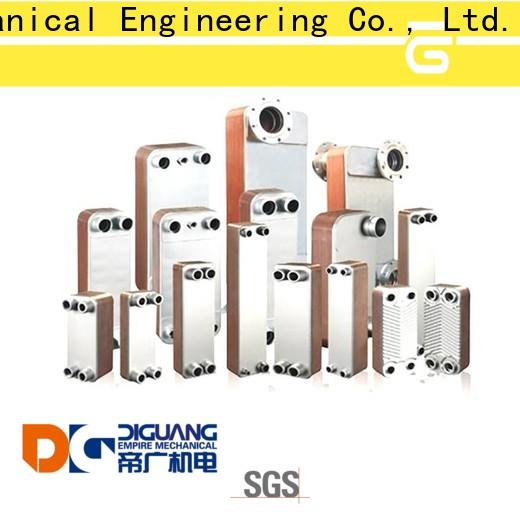 DIGUANG Bulk purchase high quality plate type heat exchanger design Supply for transferring heat