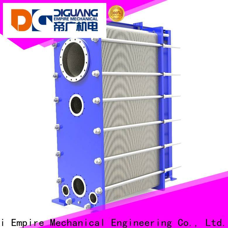 DIGUANG plate exchanger for business for transferring heat