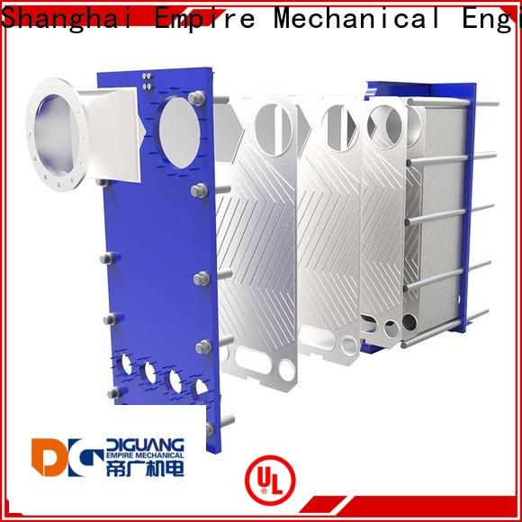 DIGUANG Bulk buy best welded plate and frame heat exchanger Supply for transferring heat