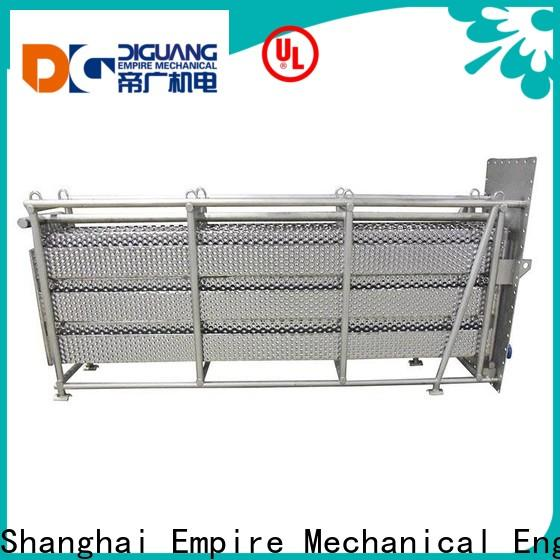 DIGUANG Latest pillow plate heat exchanger company for transferring heat