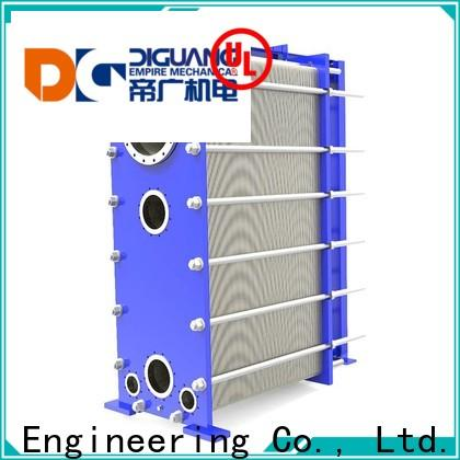 Bulk buy high quality free flow plate heat exchanger for business for transferring heat