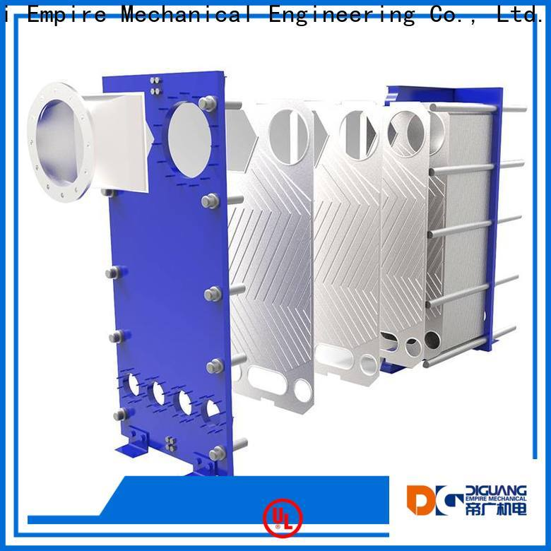 DIGUANG Latest water coil heat exchanger Supply for transferring heat