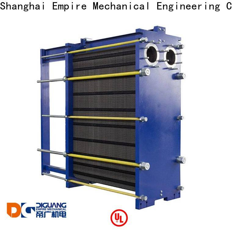 DIGUANG compact plate heat exchanger company for transferring heat