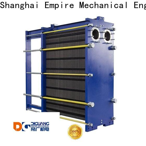 Wholesale industrial plate heat exchanger manufacturers for transferring heat