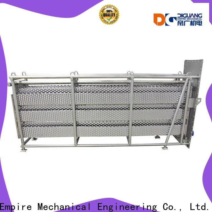 Wholesale immersion plate heat exchanger Supply for transferring heat