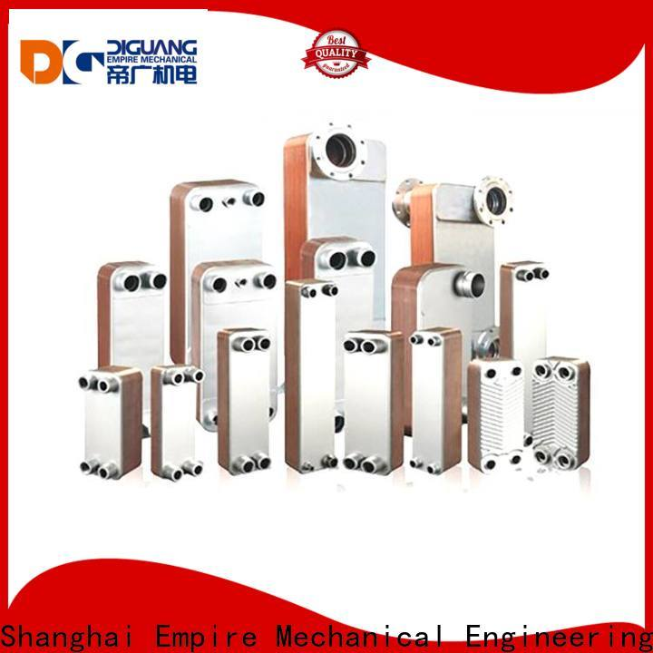 DIGUANG Custom high quality plate heat exchanger gasket manufacturer for business for transferring heat