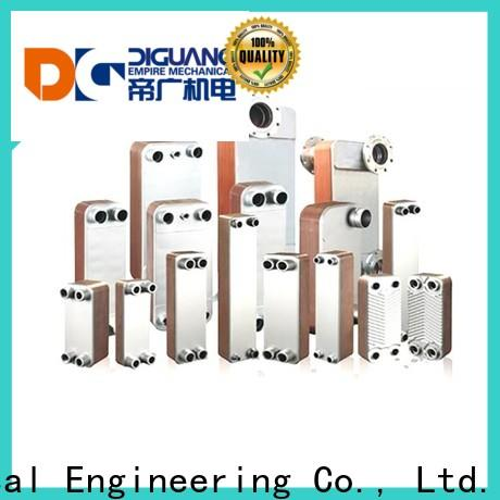 DIGUANG Custom ODM small plate heat exchanger manufacturers for transferring heat