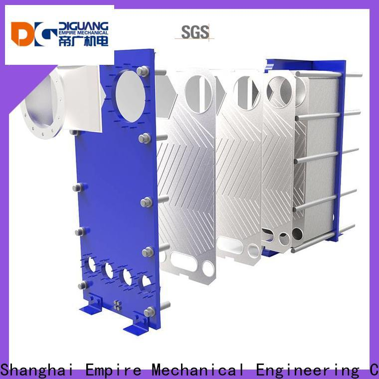 DIGUANG Bulk buy high quality brazed plate heat exchanger chiller Suppliers for transferring heat