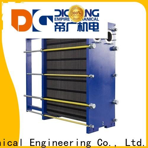 DIGUANG double plate heat exchanger Suppliers for transferring heat