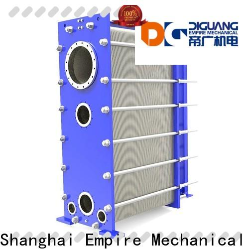 DIGUANG Wholesale high quality welded plate heat exchanger design manufacturers for transferring heat