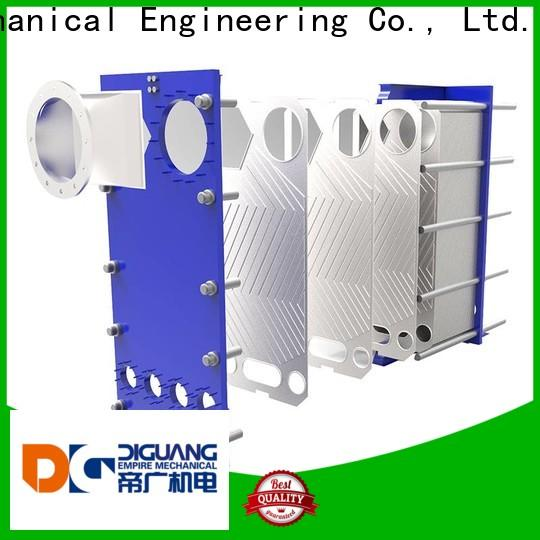 DIGUANG Bulk buy ODM water to water heat exchanger Suppliers for transferring heat