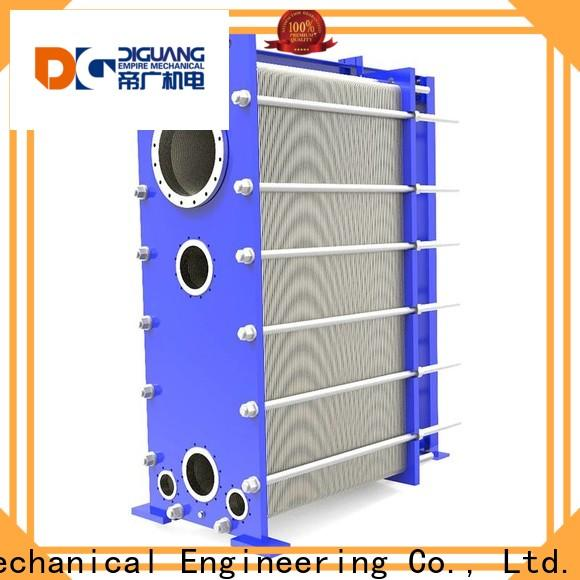 DIGUANG chilled water heat exchanger Supply for transferring heat