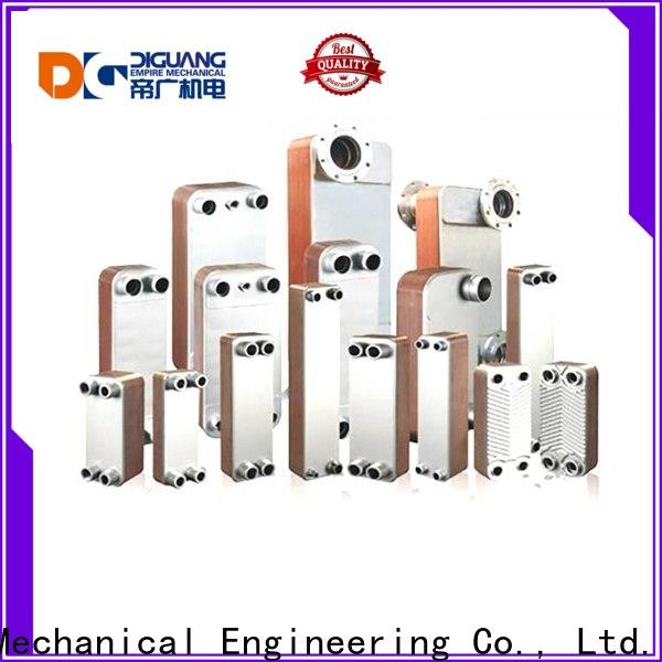 DIGUANG welded plate heat exchanger design company for transferring heat