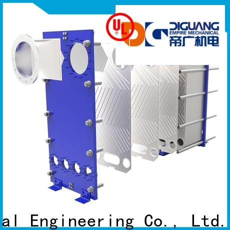 DIGUANG water to air heat exchanger factory for transferring heat